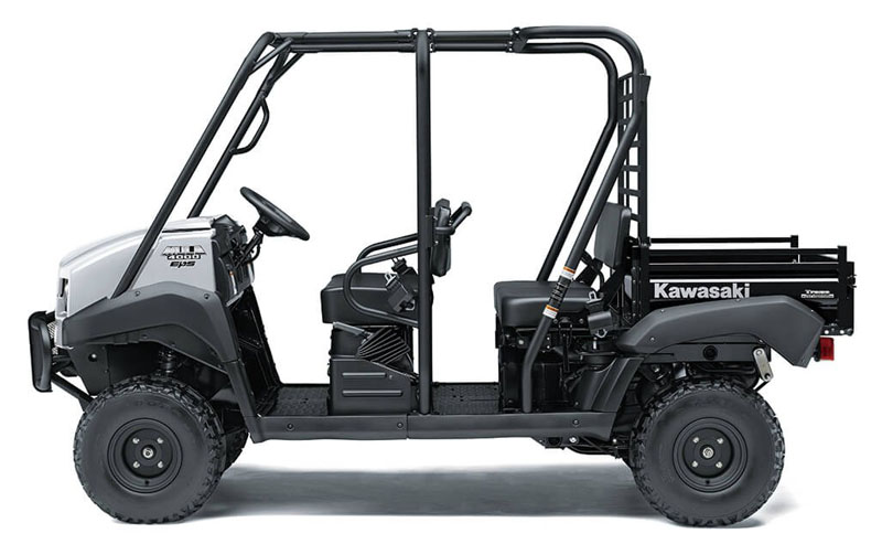 2021 Kawasaki Mule 4000 Trans in Plymouth, Massachusetts - Photo 2