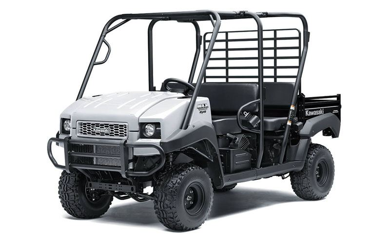 2021 Kawasaki Mule 4000 Trans in Plymouth, Massachusetts - Photo 3