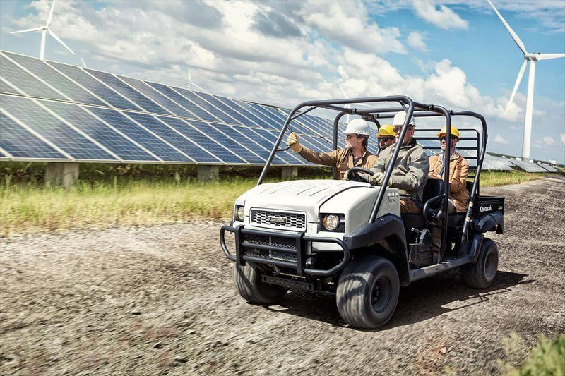 2021 Kawasaki Mule 4000 Trans in Plymouth, Massachusetts - Photo 4