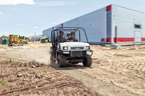 2021 Kawasaki Mule 4000 Trans in Plymouth, Massachusetts - Photo 5