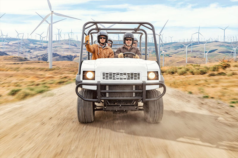2021 Kawasaki Mule 4000 Trans in Salinas, California - Photo 19