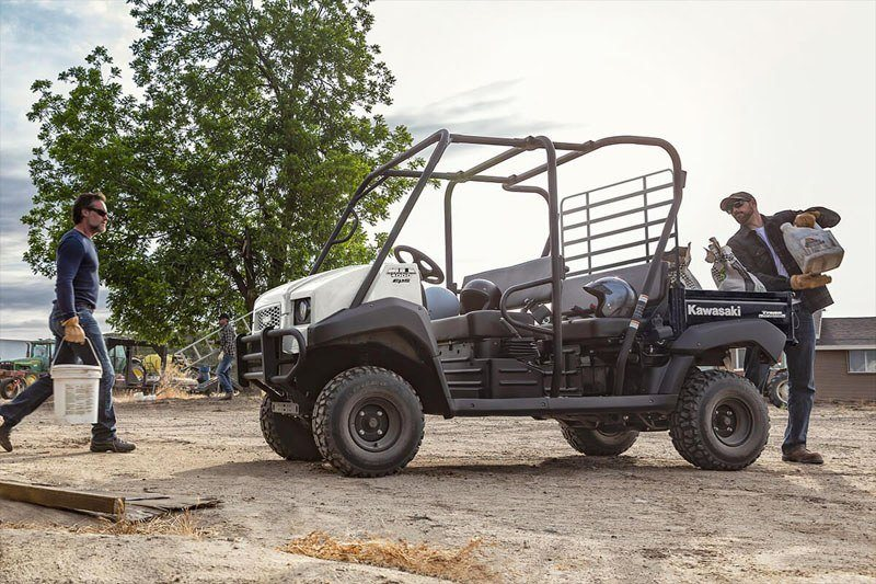 2021 Kawasaki Mule 4000 Trans in Oak Creek, Wisconsin - Photo 8