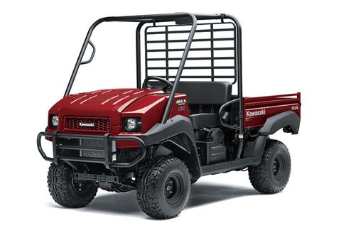 2021 Kawasaki Mule 4010 4x4 in Middletown, New Jersey - Photo 3