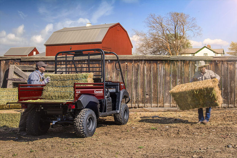 2021 Kawasaki Mule 4010 4x4 in Garden City, Kansas - Photo 4