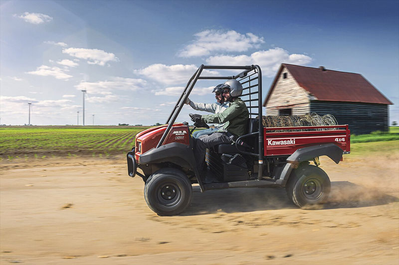 2021 Kawasaki Mule 4010 4x4 in Dimondale, Michigan - Photo 7