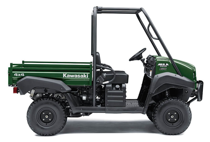 2021 Kawasaki Mule 4010 4x4 in Goleta, California - Photo 1