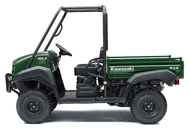 2021 Kawasaki Mule 4010 4x4 in Plymouth, Massachusetts - Photo 2