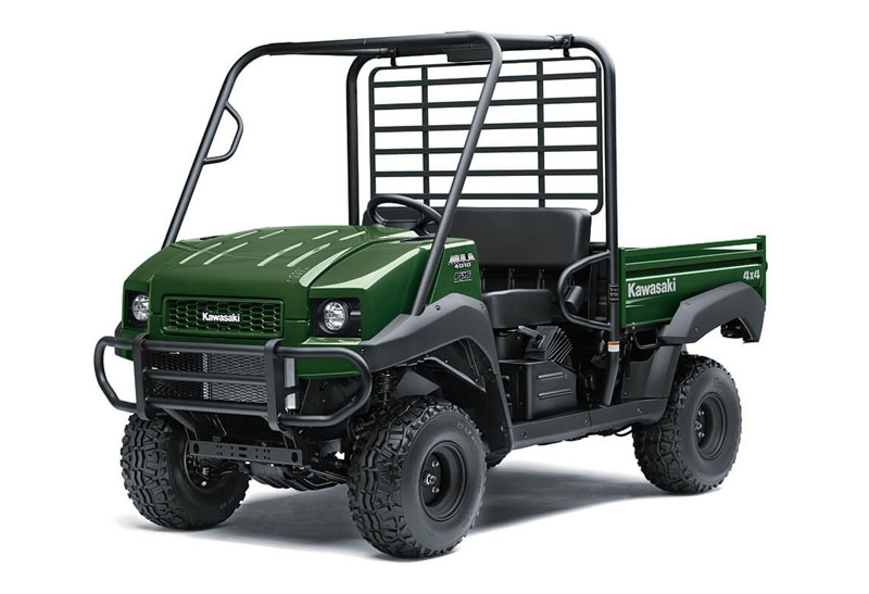 2021 Kawasaki Mule 4010 4x4 in Eureka, California - Photo 3