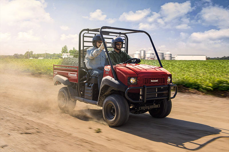 2021 Kawasaki Mule 4010 4x4 in Goleta, California - Photo 8