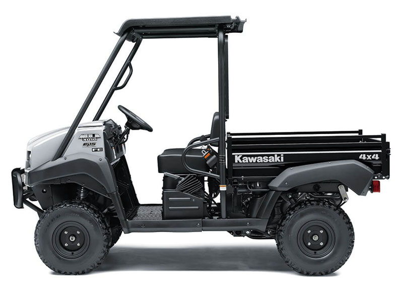 2021 Kawasaki Mule 4010 4x4 FE in Santa Clara, California - Photo 2