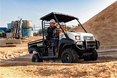 2021 Kawasaki Mule 4010 4x4 FE in Santa Clara, California - Photo 4