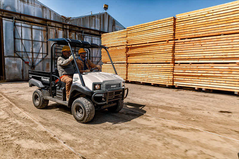 2021 Kawasaki Mule 4010 4x4 FE in Eureka, California - Photo 5