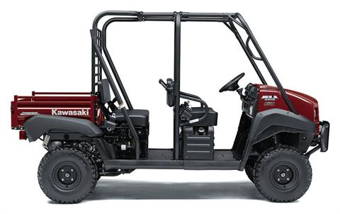 2021 Kawasaki Mule 4010 Trans4x4 in Plymouth, Massachusetts