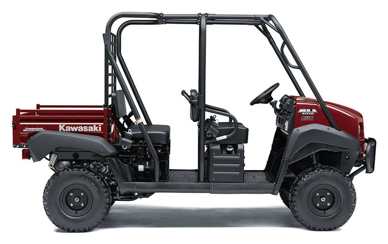 2021 Kawasaki Mule 4010 Trans4x4 in Zephyrhills, Florida - Photo 1