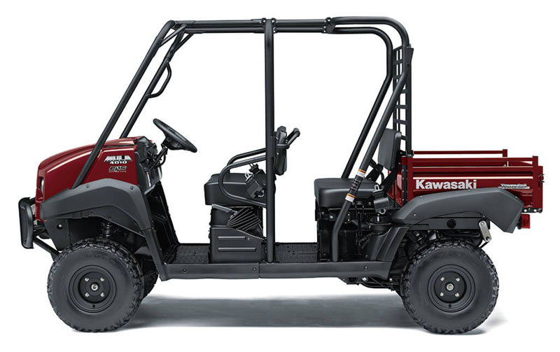 2021 Kawasaki Mule 4010 Trans4x4 in Plymouth, Massachusetts - Photo 2