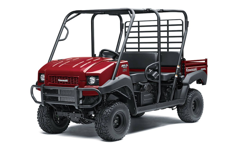 2021 Kawasaki Mule 4010 Trans4x4 in Cambridge, Ohio - Photo 3