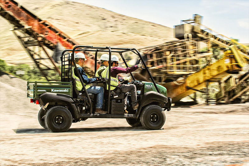 2021 Kawasaki Mule 4010 Trans4x4 in Sacramento, California - Photo 4