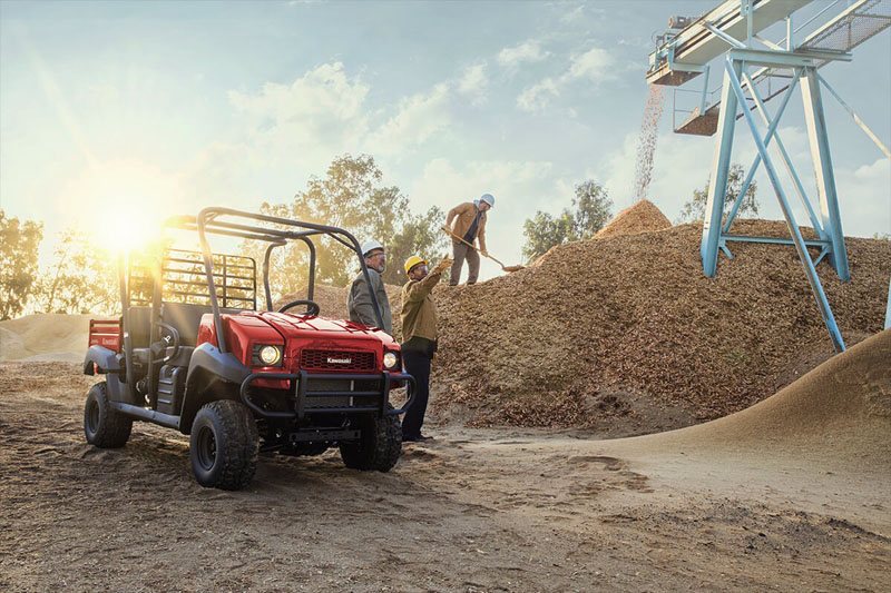 2021 Kawasaki Mule 4010 Trans4x4 in Sacramento, California - Photo 6