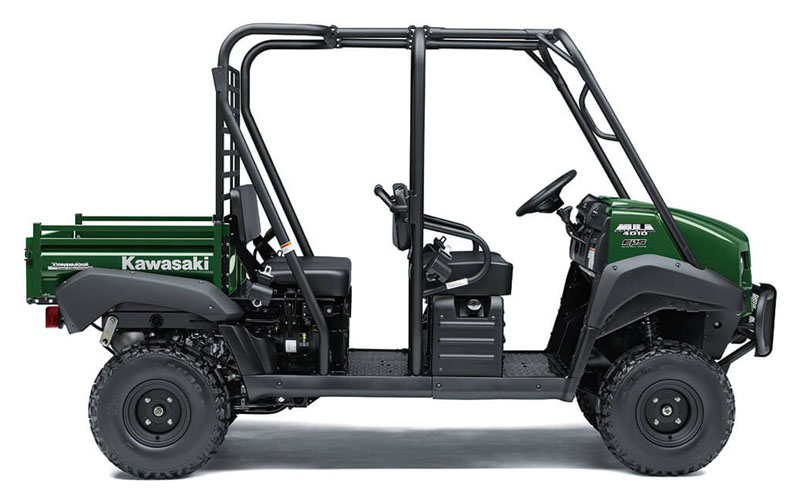 2021 Kawasaki Mule 4010 Trans4x4 in Fairview, Utah - Photo 1