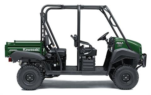 2021 Kawasaki Mule 4010 Trans4x4 in Woodstock, Illinois