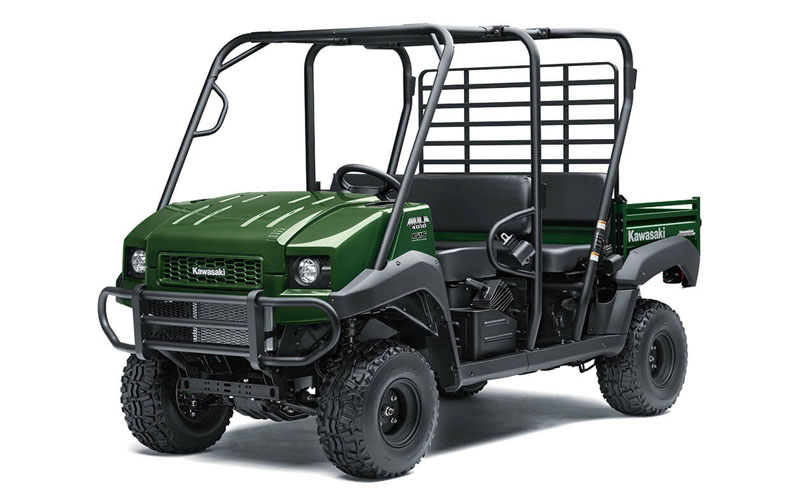 2021 Kawasaki Mule 4010 Trans4x4 in Kittanning, Pennsylvania - Photo 3