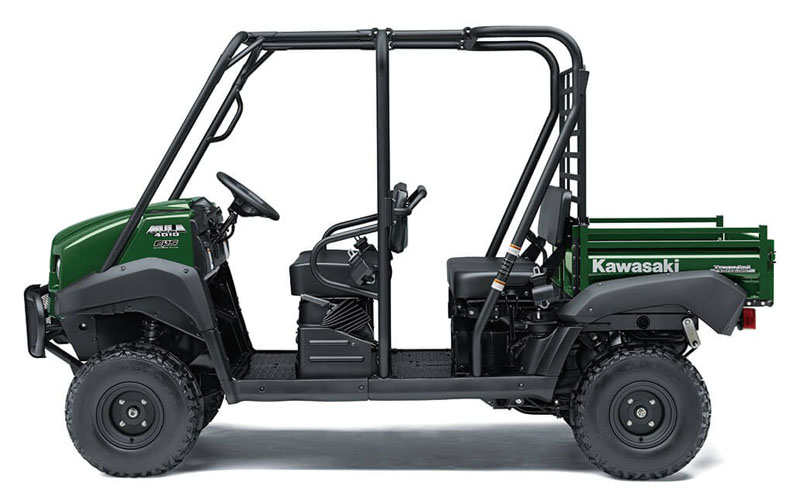 2021 Kawasaki Mule 4010 Trans4x4 in South Paris, Maine - Photo 2