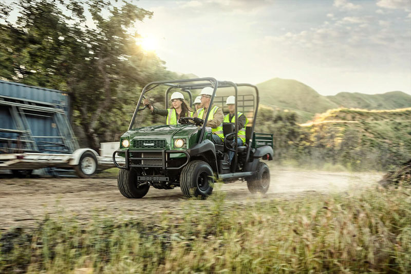 2021 Kawasaki Mule 4010 Trans4x4 in Oklahoma City, Oklahoma - Photo 8