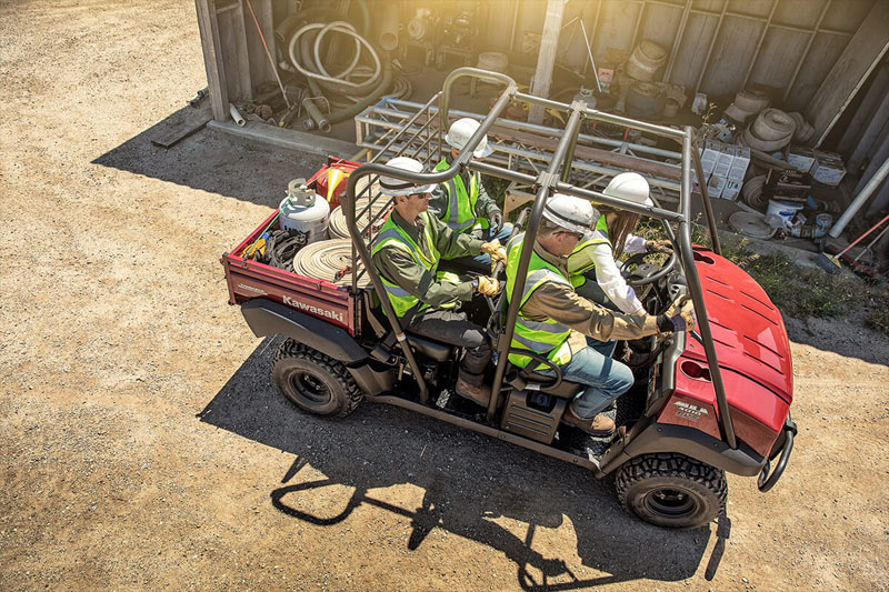 2021 Kawasaki Mule 4010 Trans4x4 in Oklahoma City, Oklahoma - Photo 7