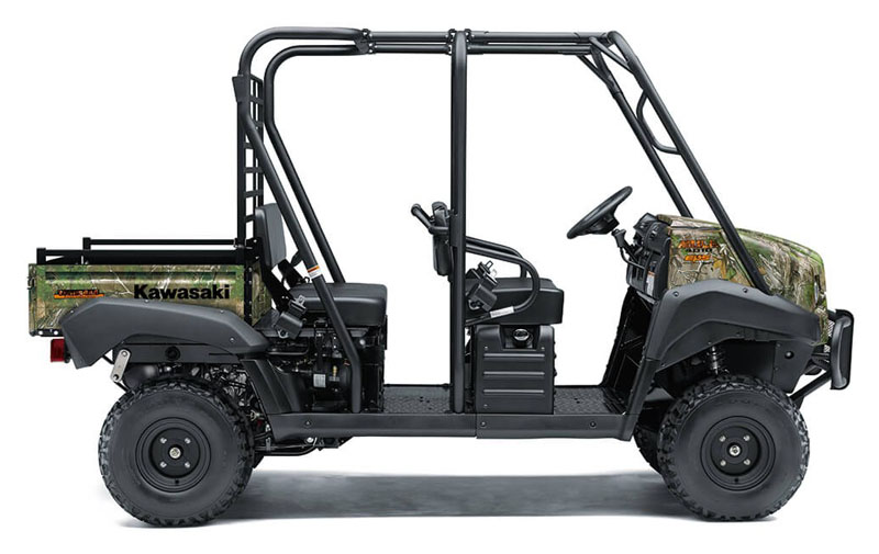2021 Kawasaki Mule 4010 Trans4x4 Camo in Corona, California - Photo 1