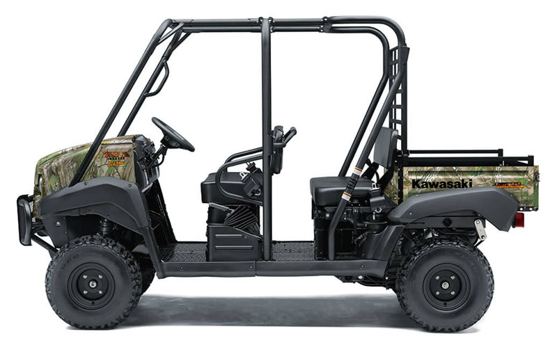 2021 Kawasaki Mule 4010 Trans4x4 Camo in Queens Village, New York - Photo 2