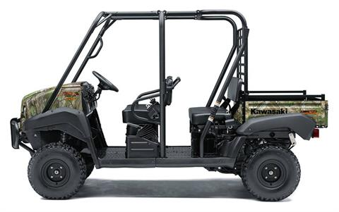 2021 Kawasaki Mule 4010 Trans4x4 Camo in San Jose, California - Photo 2