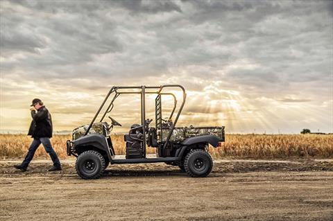 2021 Kawasaki Mule 4010 Trans4x4 Camo in Orlando, Florida - Photo 5