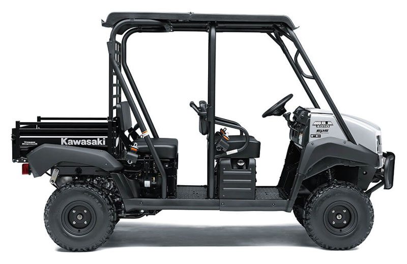 2021 Kawasaki Mule 4010 Trans4x4 FE in Sacramento, California - Photo 1