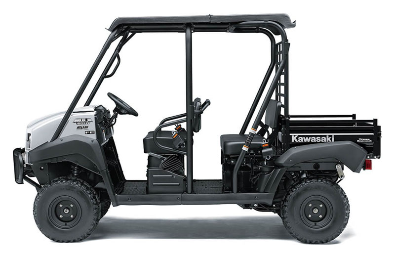 2021 Kawasaki Mule 4010 Trans4x4 FE in Santa Clara, California - Photo 2