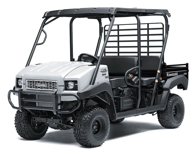 2021 Kawasaki Mule 4010 Trans4x4 FE in Salinas, California - Photo 3