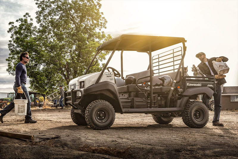 2021 Kawasaki Mule 4010 Trans4x4 FE in Santa Clara, California - Photo 4