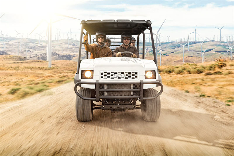 2021 Kawasaki Mule 4010 Trans4x4 FE in Sacramento, California - Photo 6