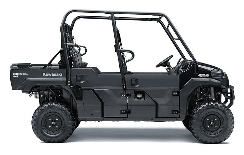 2021 Kawasaki Mule PRO-DXT Diesel in La Marque, Texas - Photo 1