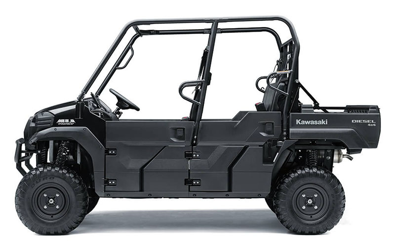 2021 Kawasaki Mule PRO-DXT Diesel in Cedar Rapids, Iowa - Photo 2