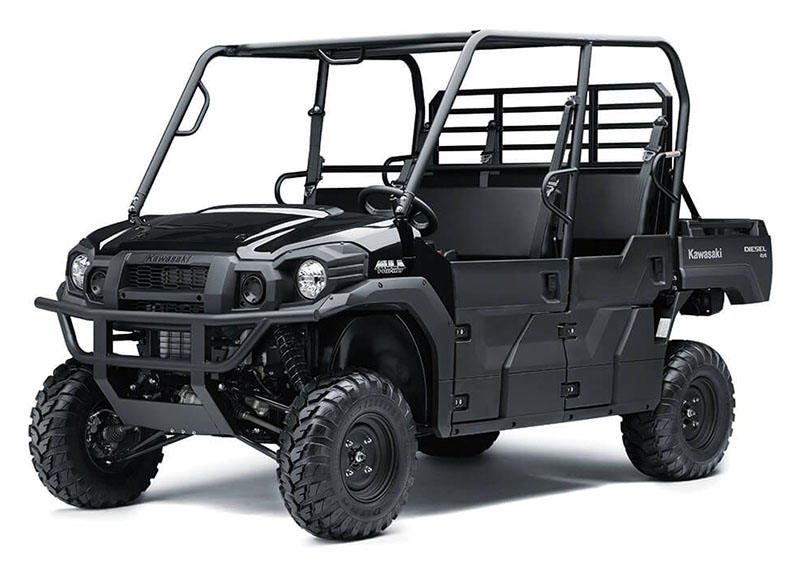 2021 Kawasaki Mule PRO-DXT Diesel in La Marque, Texas - Photo 3