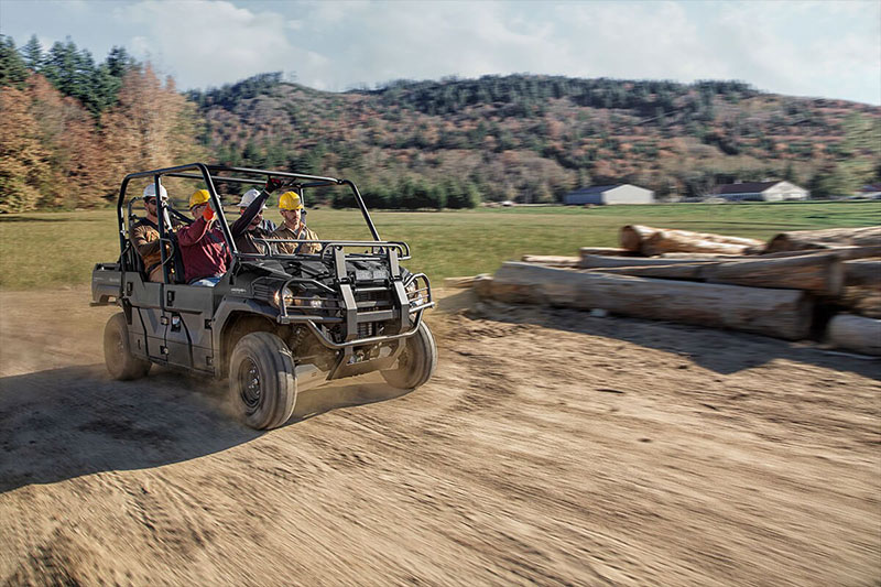 2021 Kawasaki Mule PRO-DXT Diesel in La Marque, Texas - Photo 4