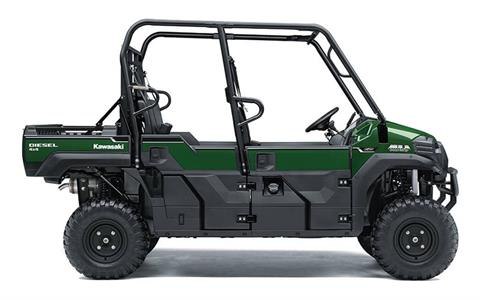 2021 Kawasaki Mule PRO-DXT EPS Diesel in Freeport, Illinois