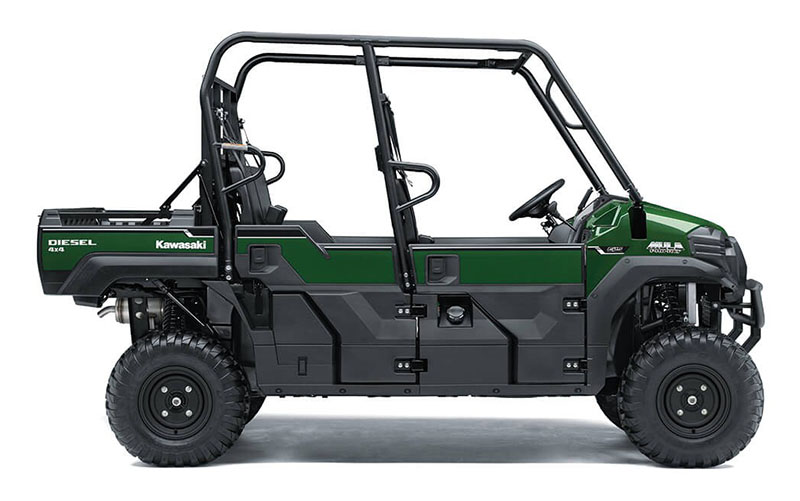 2021 Kawasaki Mule PRO-DXT EPS Diesel in West Burlington, Iowa - Photo 1