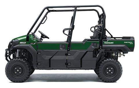 2021 Kawasaki Mule PRO-DXT EPS Diesel in Danville, West Virginia - Photo 2