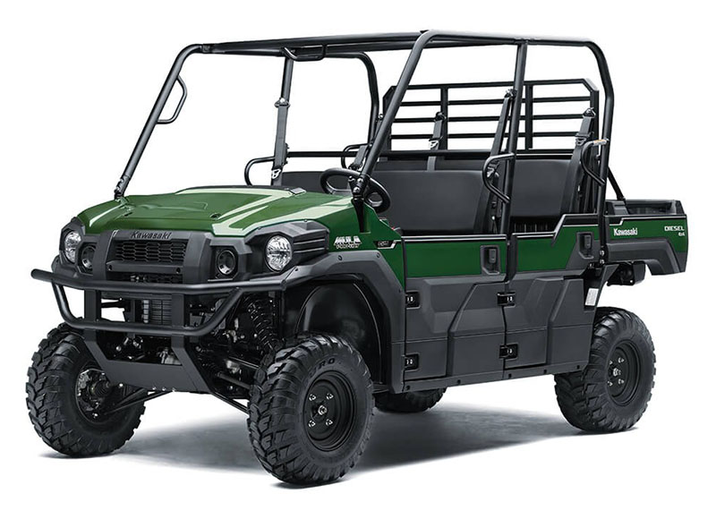 2021 Kawasaki Mule PRO-DXT EPS Diesel in Conroe, Texas - Photo 3