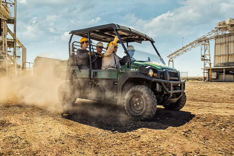2021 Kawasaki Mule PRO-DXT EPS Diesel in Clearwater, Florida - Photo 4