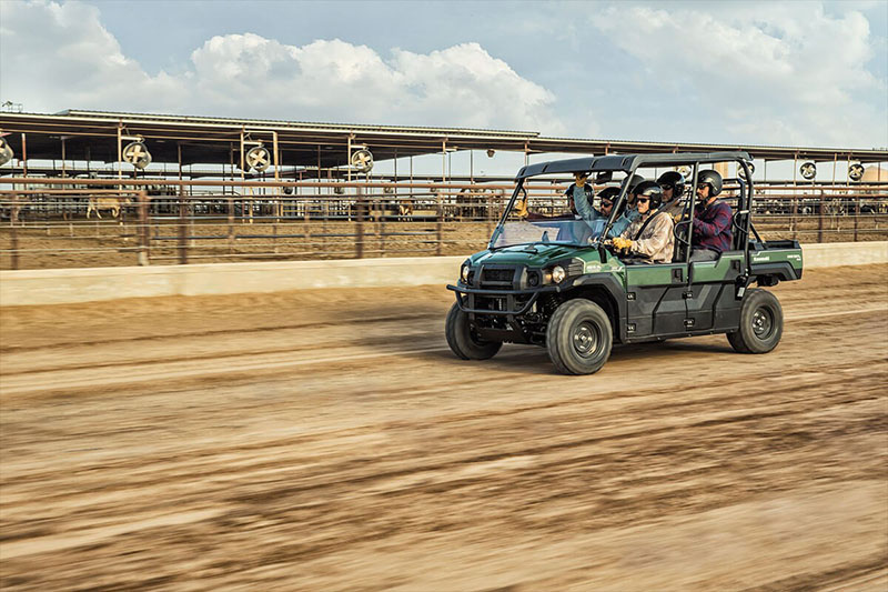 2021 Kawasaki Mule PRO-DXT EPS Diesel in Clearwater, Florida - Photo 6