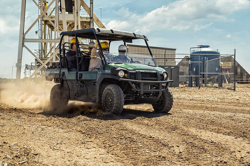 2021 Kawasaki Mule PRO-DXT EPS Diesel in Conroe, Texas - Photo 7