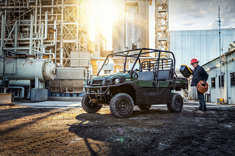 2021 Kawasaki Mule PRO-DXT EPS Diesel in West Burlington, Iowa - Photo 8