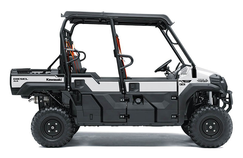 2021 Kawasaki Mule PRO-DXT EPS Diesel FE in Ukiah, California - Photo 1